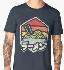Retro Ramen Men's Premium T-Shirt