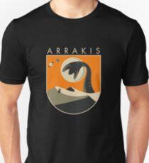 Besuche Arrakis Unisex T-Shirt
