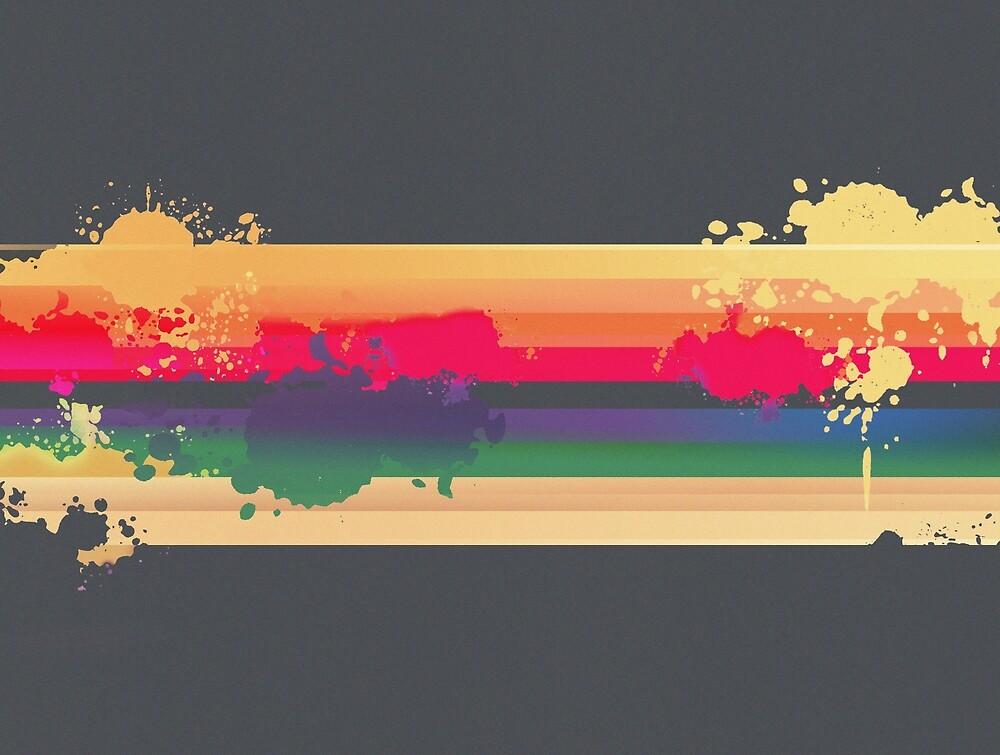 Regenbogen von Daniela  Illing