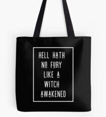 Bolsa de tela Una bruja despierta