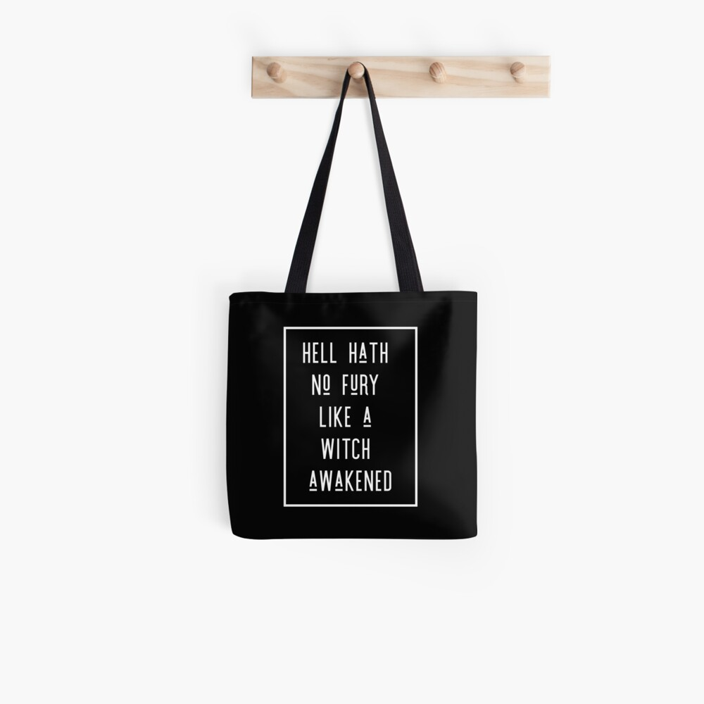 A Witch Awakened  Tote Bag