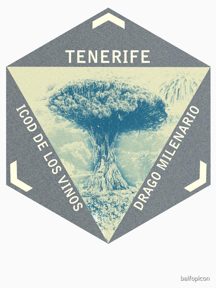 Tenerife Drago Milenario by baifopicon