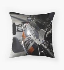 McLaren M19A Throw Pillow