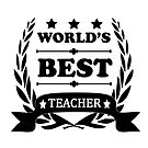 World's Best Teacher by cheriverymery