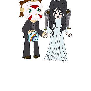 Spooky Love by ooooooo