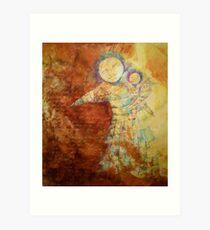 Song For Kerry Art Print
