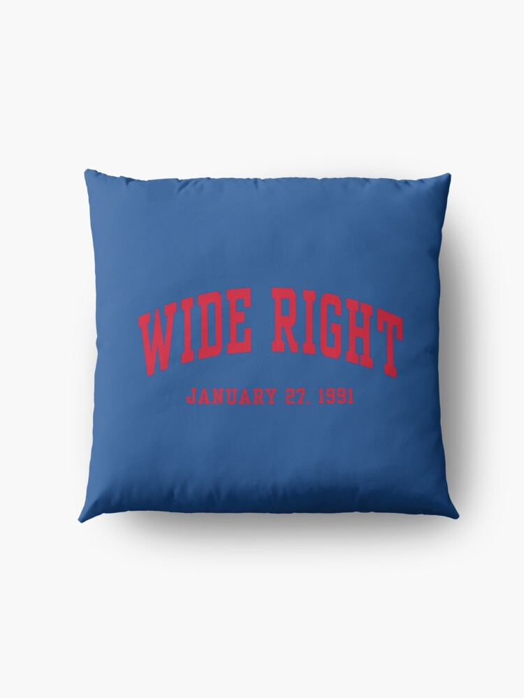 Alternate view of Wide Right Floor Pillow