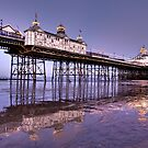 Pier - Dusk Till Dawn - In Colour by Pete Costick
