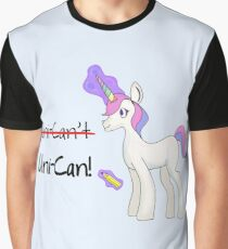 Uni-CAN! Graphic T-Shirt