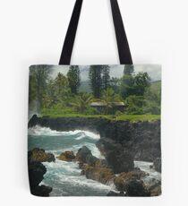 Ke'anae Beach Park, Ke'anae, Maui Tote Bag