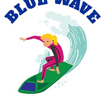 Blue Wave 2018 by ClassyKitty
