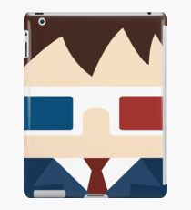 10th doctor, David Tennant iPad Case/Skin