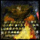 Words on Fire by ArthurDurkeeArt