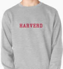HARVERD (red letters) Pullover