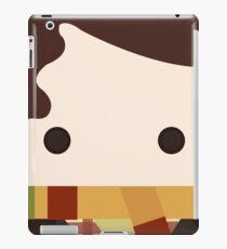4th doctor, Tom Baker iPad Case/Skin