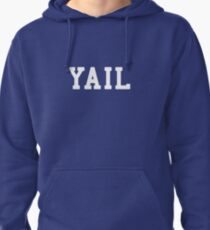 Yail (white letters) Pullover Hoodie