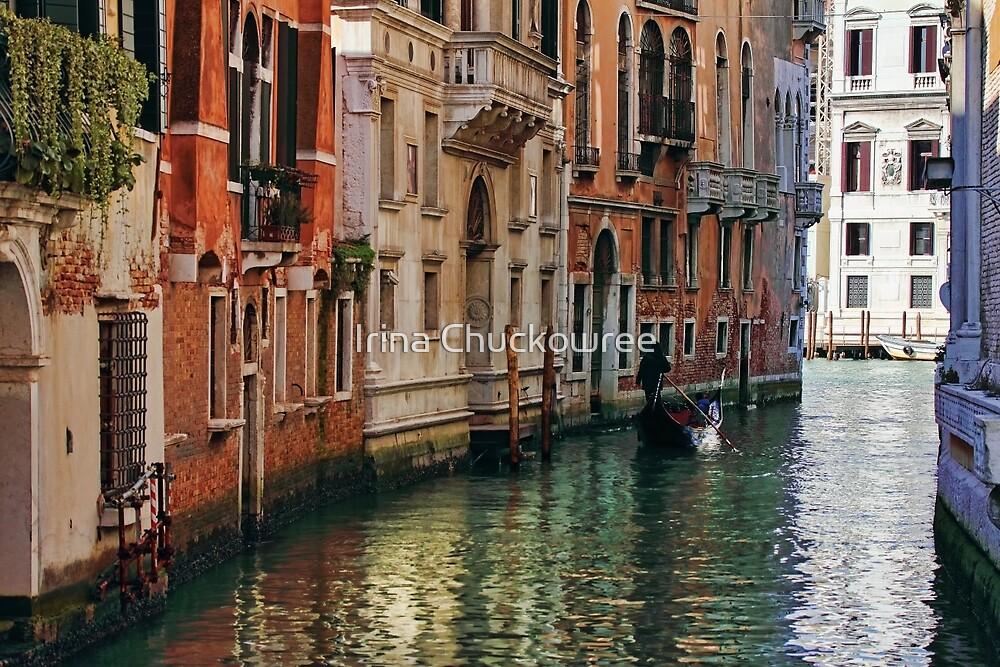 Streets of Venice by Irina Chuckowree