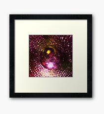 Mercury Rising Framed Print