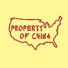 Property of China by TVsauce
