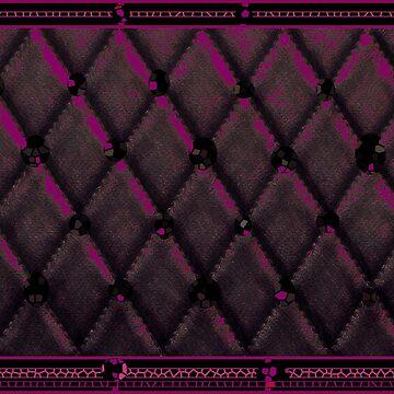 Ediemagic Purple Leatherette by Ediemagic