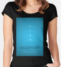 Inception Women's Fitted Scoop T-Shirt