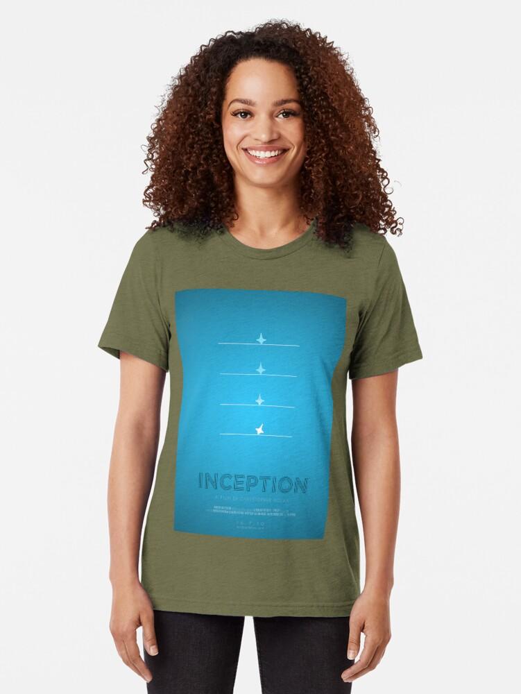 Alternative Ansicht von Inception Vintage T-Shirt