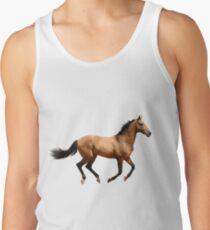 Laufendes Pferd Tanktop für Männer