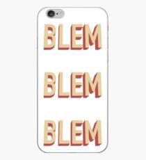 BLEM iPhone Case