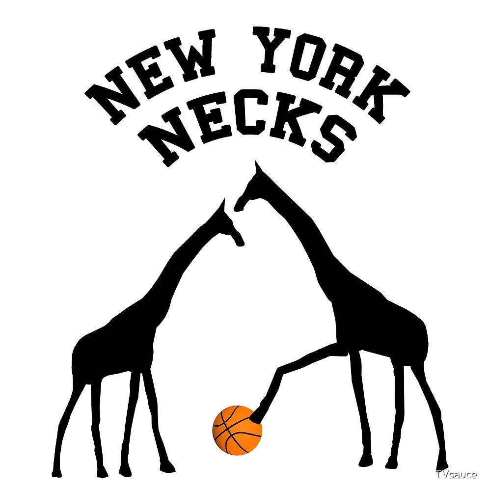 New York Necks by TVsauce