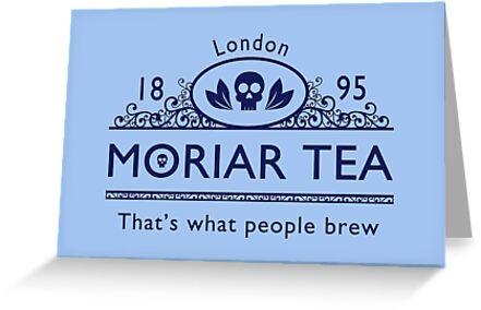 MoriarTea 2 Blue Ed. by sirwatson