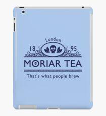 MoriarTea 2 Blue Ed. iPad Case/Skin