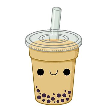 Cute Bubble Tea by Daanrekers
