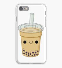Cute Bubble Tea iPhone Case/Skin