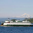 ferry Sealth by Rhonda R Clements