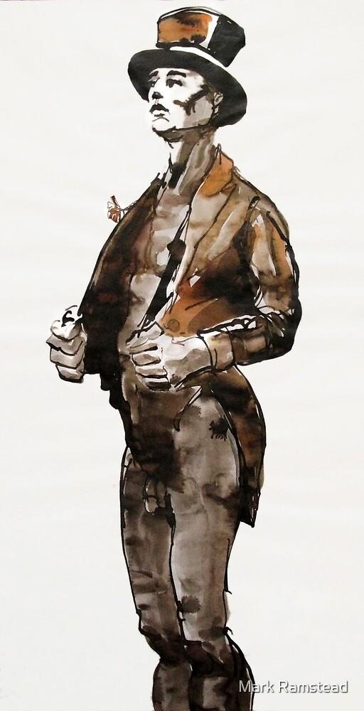 Top Coat Man by Mark Ramstead