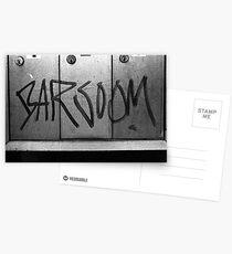 Barsoom Postcards