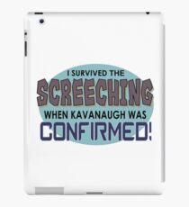 I Survived the Nomination Backlash V1 iPad Case/Skin