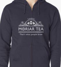 MoriarTea 2 Zipped Hoodie