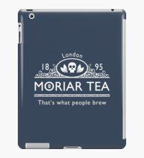 MoriarTea 2 iPad Case/Skin