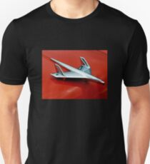 1955 Chevy Belair Hood Ornament T-Shirt