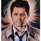 Cas' Halo by Levity