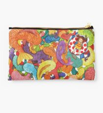 Fish School  Studio Pouch