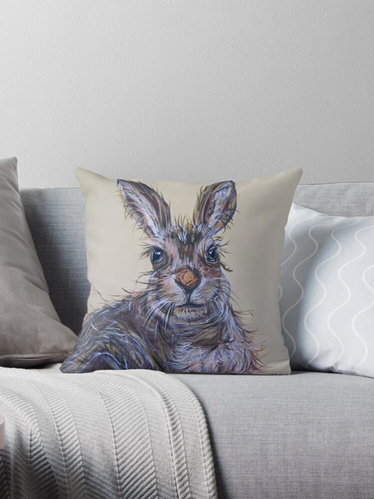 Harry le Hare by TraceyMackieArt