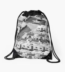 symmetric Drawstring Bag