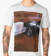 Canon Coffee Men's Premium T-Shirt