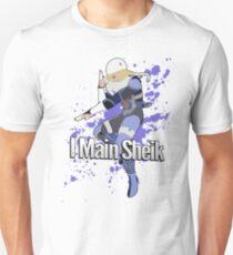 I Main Sheik - Super Smash Bros. T-Shirt