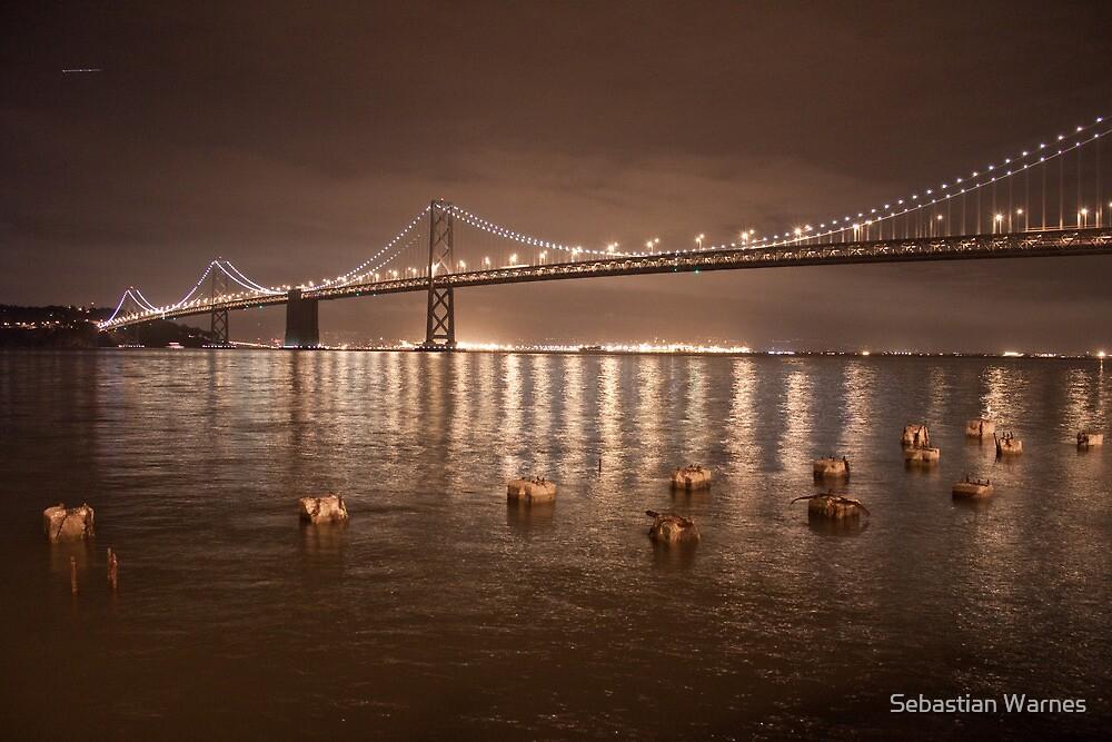 San Francisco Bay Bridge serie by Sebastian Warnes