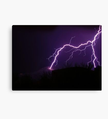 Striking Canvas Print