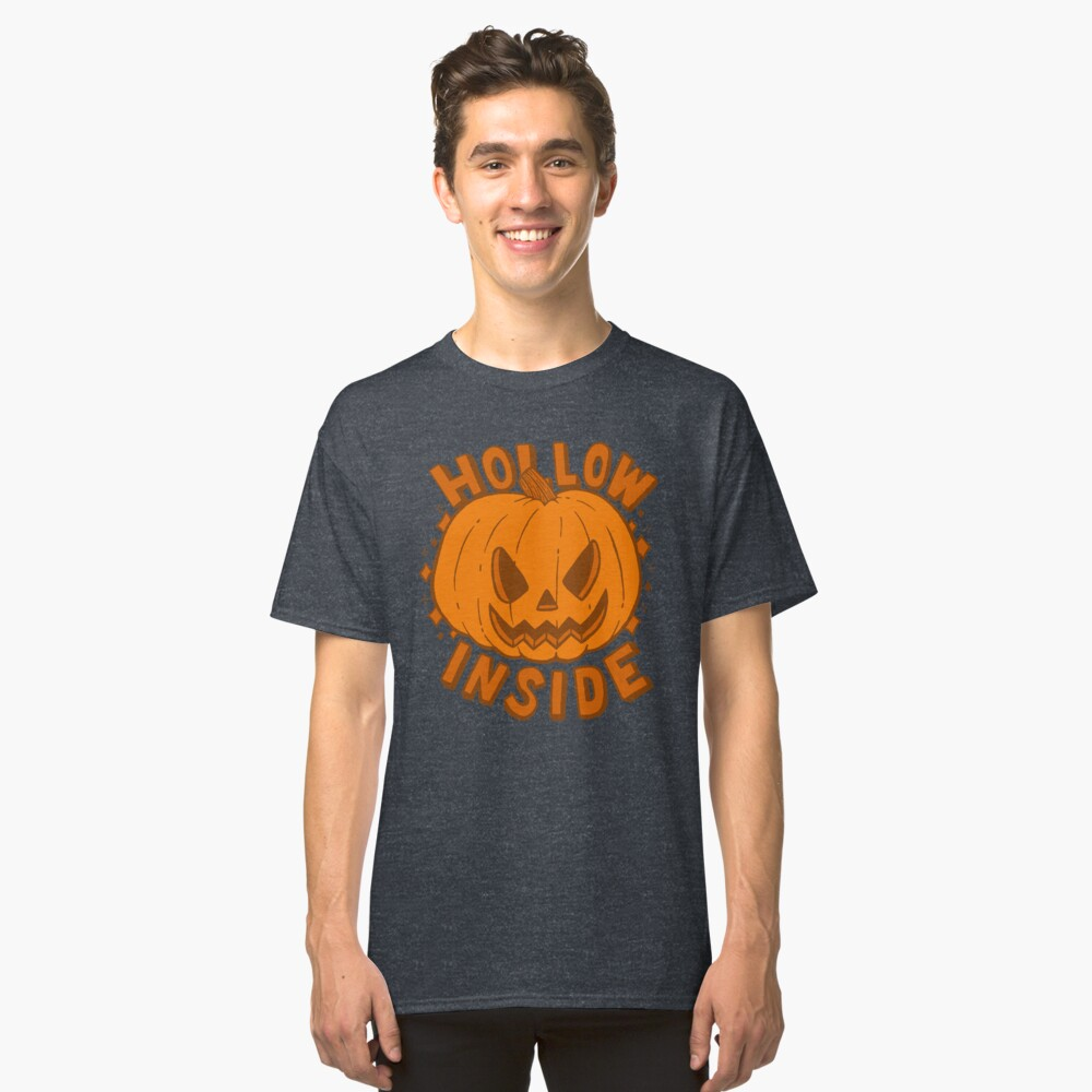 Hollow Inside Classic T-Shirt