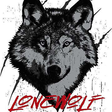 Lone Wolf by Taz-Clothing